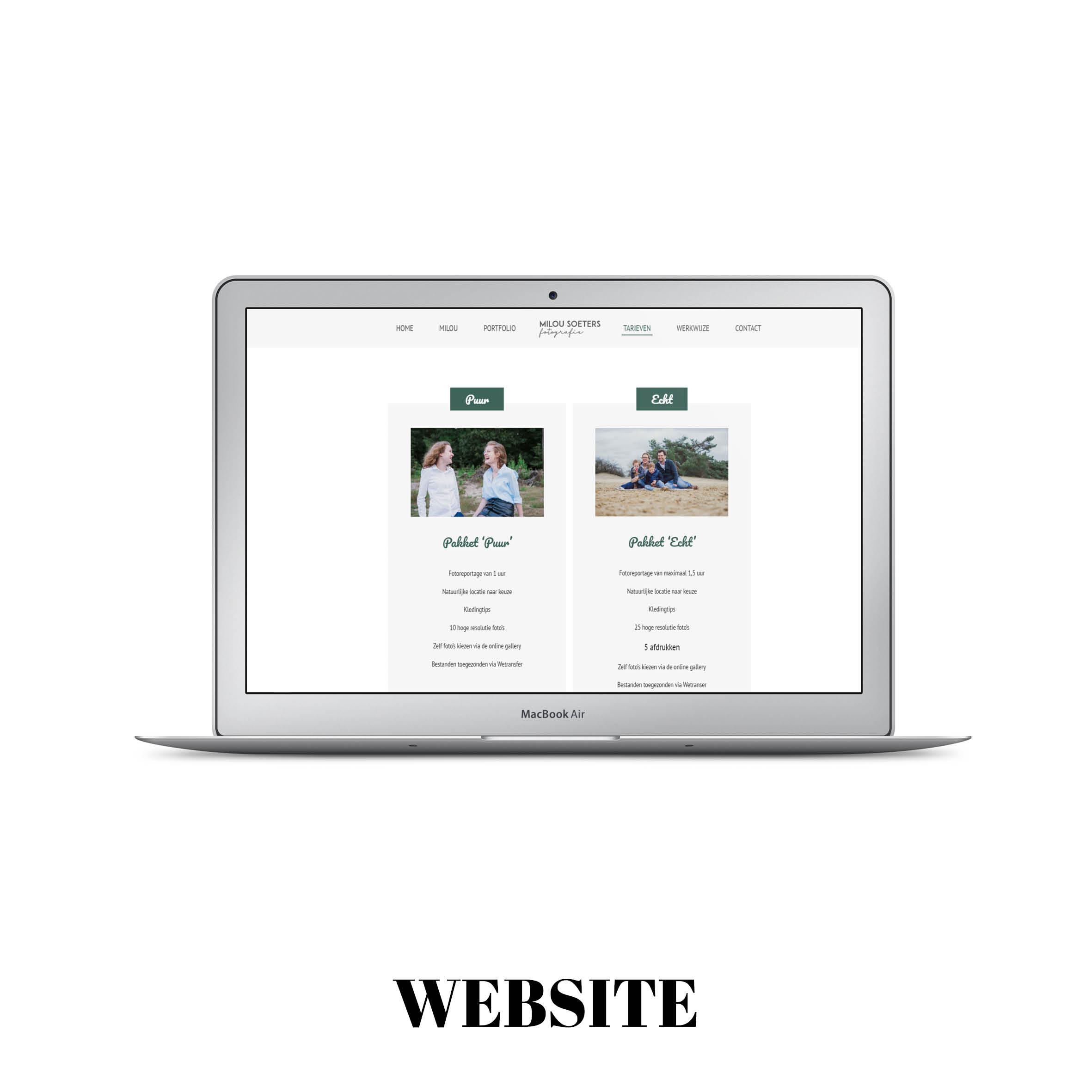 Website, webdesign, website ontwerp