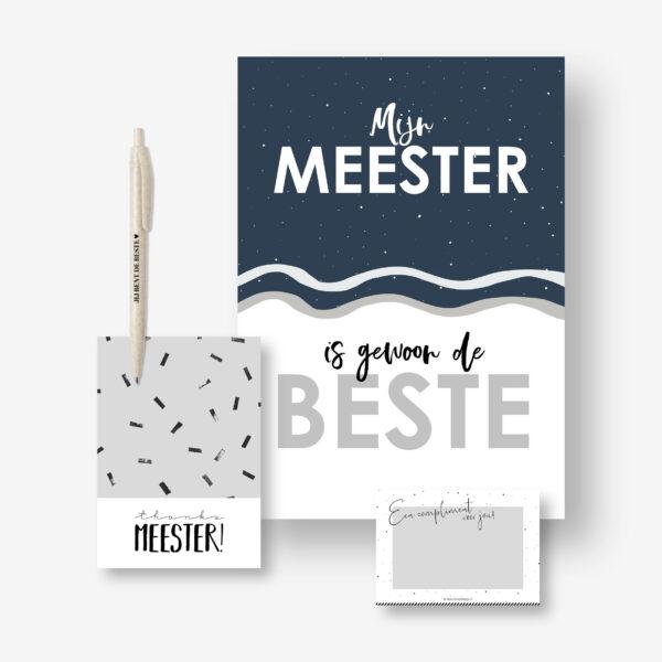 Cadeaupakket_meester